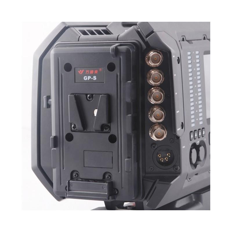 GP-S-URSA 电池扣板(URSA摄影机专用)