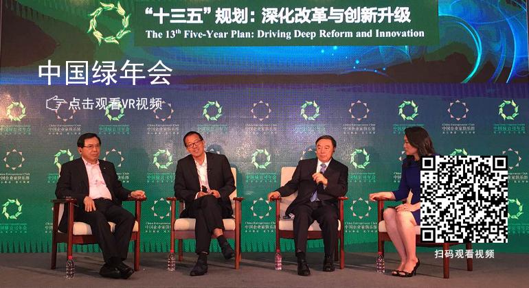 中国绿年会