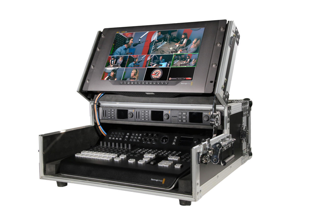 TVSP HD Flightcase